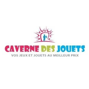 Logo Caverne des jouets