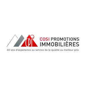 Logo Cosi immoblières