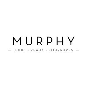 Logo Murphy cuir