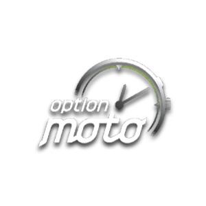 Logo Option moto