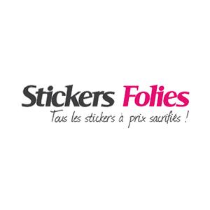 Logo Stickers folies